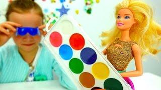 Игры для девочек - Кукла Барби в магазине