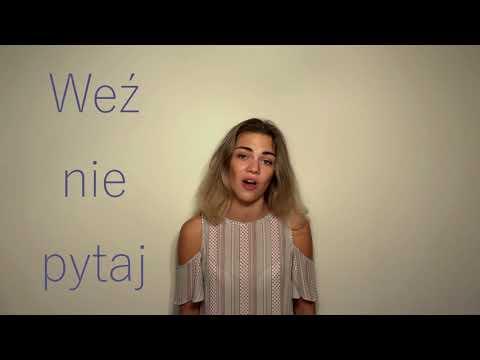 Paweł Domagała- Weź Nie Pytaj (cover Weronika Kowalska)