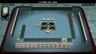 Mahjong 现场麻将- American Mah jongg, Riichi マージャン, Taiwanese 台湾麻将, Hong Kong 香港 , MCR 麻将竞赛规则
