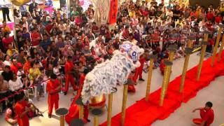 Video CNY 2012 ~ Acrobatic Lion  Dance by Kun Seng Keng @ Bangsar Village II (29.1.2012) download MP3, 3GP, MP4, WEBM, AVI, FLV Agustus 2018