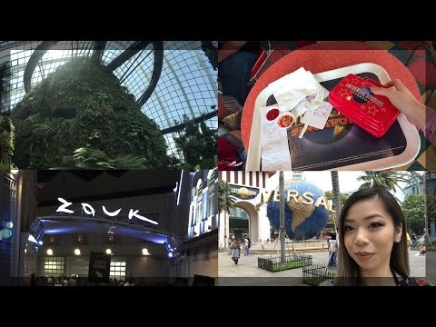 SINGAPORE VLOG [PART 3] – Bythuycao