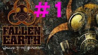 Fallen Earth Gameplay#1