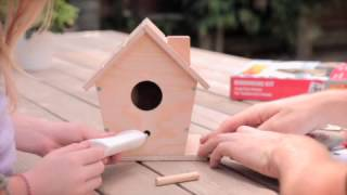 Red Toolbox Level 2 - Birdhouse