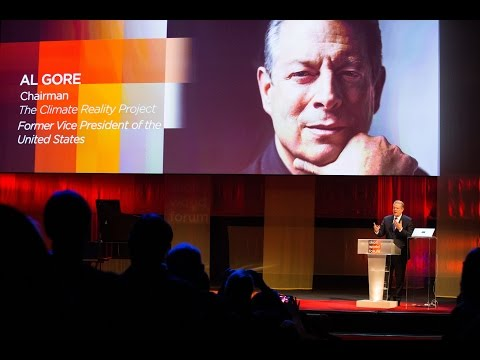 Al Gore | A climate of change: Fueling a new future | #skollwf 2016