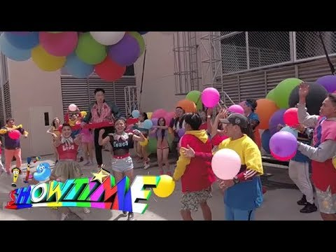 It's Showtime: Team Anne, Ryan, and Nadine spreads good vibes with a fun-filled Magpasikat 2017