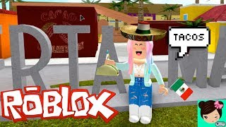 We traveled to Mexico in Roblox! Travel Simulator, Airport with Titi Games