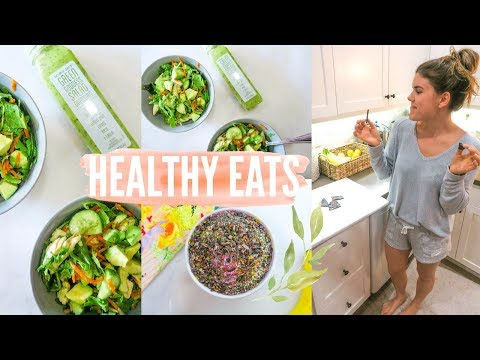 min Arm Fat Burning & Toning Workout (No Equipment!) + Healthy Snacks I Eat