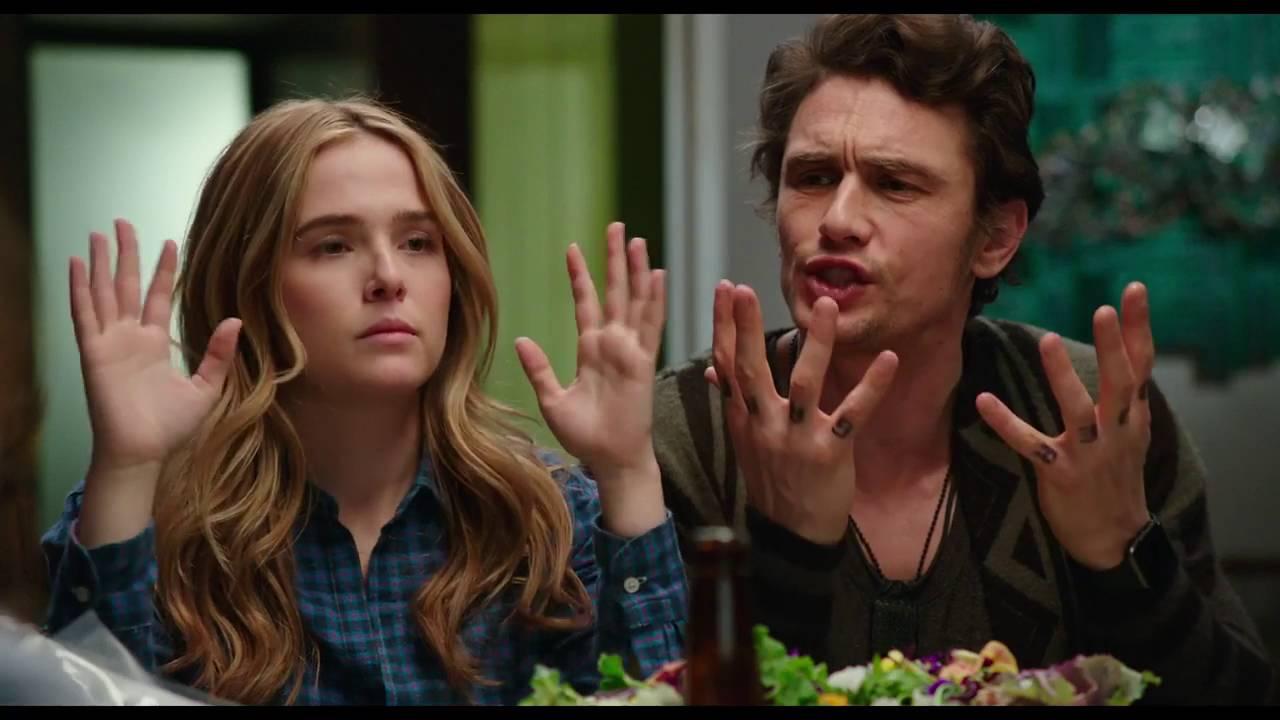 Why Him Official Trailer Zoey Deutch Bryan Cranston James Franco