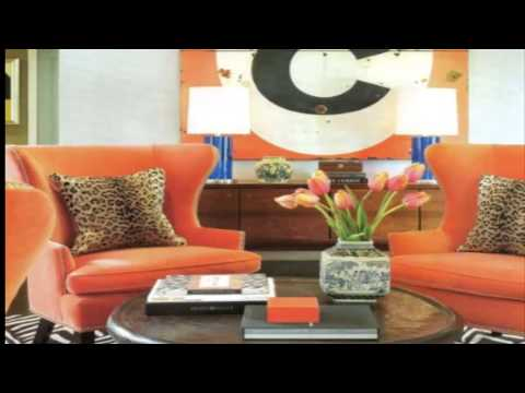 Decoracion de habitaciones en naranja youtube - Habitaciones color naranja ...