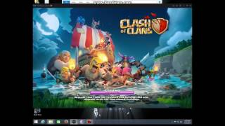 How To Play Clash Of Clans On Pc Without Bluestacks- Tutorial