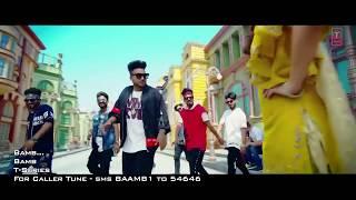 new BAMB SONG WHATSAPP STATUS VIDEO Sukhe Muzical Doctorz Ft BADSHAH