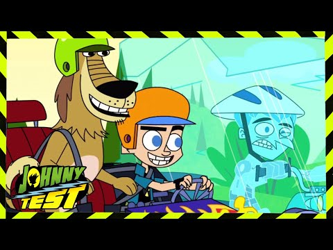 Johnny Test 508 - Lawn Gone Johnny/Johnny's Ultimate Treehouse