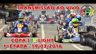 1ª Etapa - Copa SPR Light 2016 - Kartódromo Beto Carrero