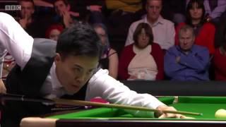 Snooker 147 - Marco Fu 147 | Dafabet Masters 2015