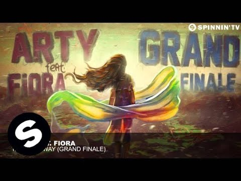 Arty ft. Fiora - Take Me Away (Grand Finale)