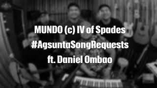 Agsunta - Mundo (Lyrics) (complete spoken)