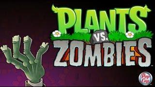 Plants Vs Zombies: Уровень 1-2