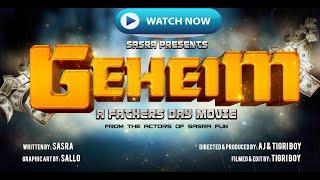 """GEHEIM"" | SASRA FILMS 2017 | OFFICIAL MOVIE"