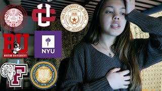 COLLEGE DECISIONS REACTION 2018 (NYU, UC Berkeley, Northeastern, UChicago, BU & More) thumbnail