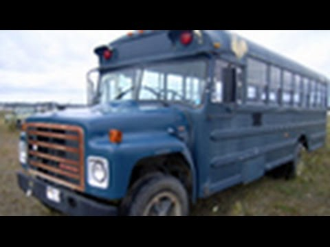1989 Navistar International 1700 Bus on GovLiquidation.com