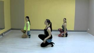 Обучалка Lady Dance. Юлия Пенч. Урок 1.