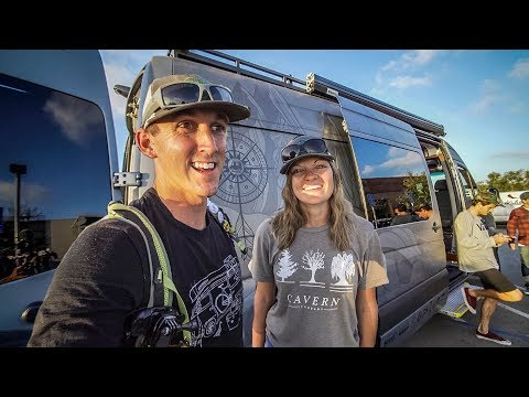 GoPro Chasing AdVANture Premier & Our #Vanlife Winter Plans | Adventure in a Backpack