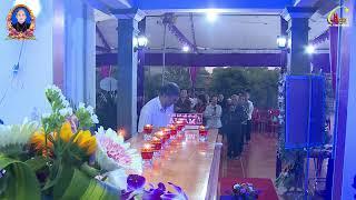 Trực Tiếp Các Giờ Viếng Và Cầu Nguyện Tại Lễ Tang Cụ Trùm Maria Nguyễn Thị Sy Tại Giáo Họ Trình Nhì