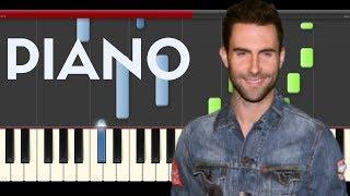 Video R. City Locked Away ft. Adam Levine Piano Tutorial Midi Karaoke Cover  Sheet download MP3, 3GP, MP4, WEBM, AVI, FLV Agustus 2017