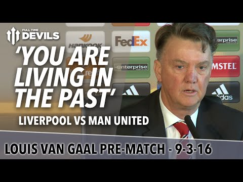 "Liverpool vs Manchester United | Journalists: ""Living in the Past"" 