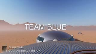 """H2MARS"" Mars Habitat Design (SSDW 2017 - Team Blue)"