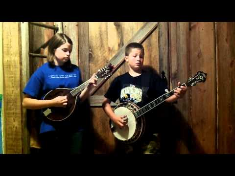What a Friend We Have in Jesus- mandolin & banjo