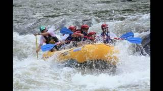 Ocoee River Rafting - Jim Harmon