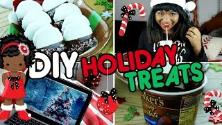 Easy & Yummy Diy Holiday Treats | Closeupwithkamii