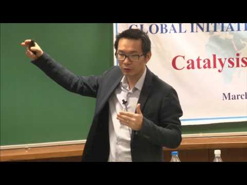 Catalysis for Energy Storage (Lecture-2)