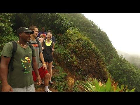 UVA Students Explore Entrepreneurship in Dominica
