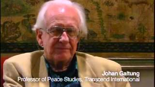 Alternate Focus: Johan Galtung