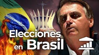 Elecciones en BRASIL: ¿Resurge la EXTREMA DERECHA? - VisualPolitik