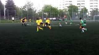 Hubertus Zalesie Górne vs Korona Góra Kalwaria 01.05.2014