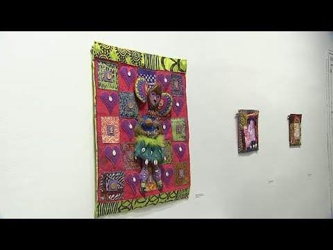 Central Park art gallery exhibit celebrates African-American culture
