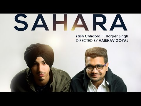 Sahara-Yash Chhabra ft Singh(Official Music Video) | Clown Production | Valentine's Special