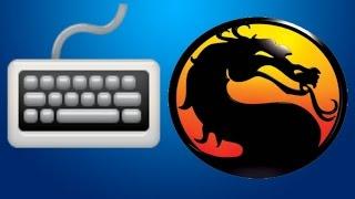 Как играть в Mortal Kombat X на клавиатуре