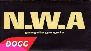 (1988) N.W.A - Gangsta Gangsta (Subtitulos Español) | Straight Outta Compton