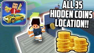 Block City Wars: All 35 Hidden Coins Location!