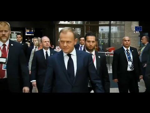 Watch: Donald Tusk just came out with an action-movie style trailer