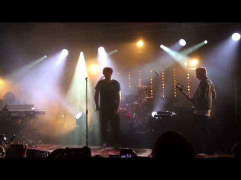 Jarryd James - Do You Remember (Live in Sydney @ the Metro Theatre 10th July 2015)