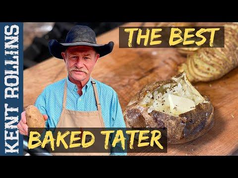 Best Baked Potato | How to Make Crispy Baked Potatoes and Hasselback Potatoes
