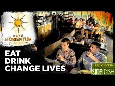 Café Momentum Teaches Juvenille Men About The Restaurant Industry