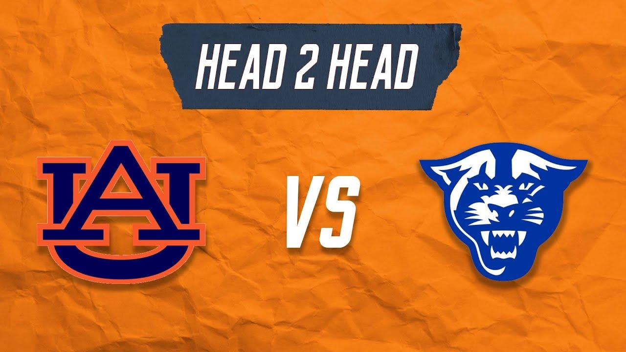 Head 2 Head: Auburn vs. Georgia State