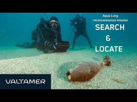 Alleco Recon Mission (Full) - Navigation, Photography & Marking Locations Underwater with Alltab