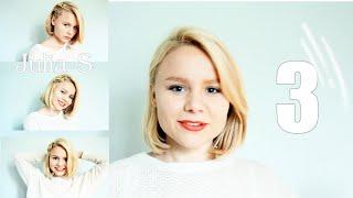 видео Прически на каждый день на короткие волосы